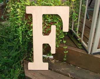 "20""  22"" Unfinished Wooden Letters DIY Wedding Guest Book Alternative  Shabby chic rustic letter Wedding guest book"