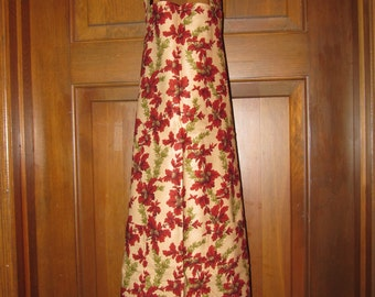 Reversible Apron with Pockets