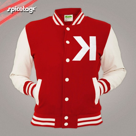 Electro varsity jacket electronic house music dark 80s by for Best 80s house music