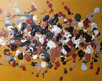 BAROQUE - Abstract Modern Art