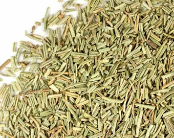 Dried Rosemary 4 oz. (cut & sifted) Rosmarinus officinalis