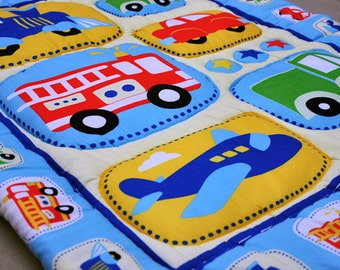 Handmade Large Playmat