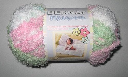 Bernat Pipsqueak Yarn 3 5 Oz Ea 5 Colors Tickle Me Pink