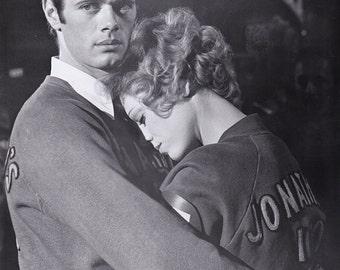"Original photograph Jane Fonda, Michael Sarrazin - ""They Shoot Horses, Don't They?"" - c.1969 - Movies---FREE SHIPPING !!!"