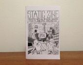 Static Zine #7: The Future