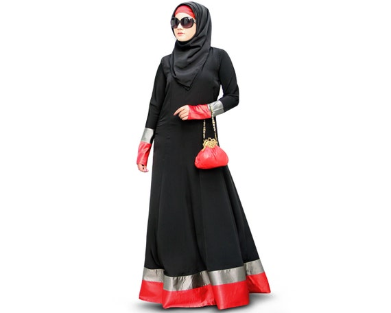 Items Similar To Mybatua Aroob Black Abaya Ay 335 Islamic