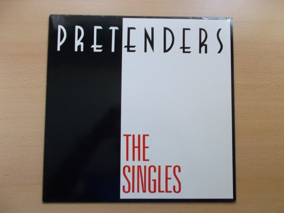 Items Similar To The Pretenders The Singles Vinyl Lp On Etsy