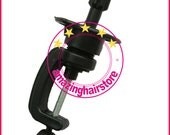 12pcs Professional Durable Cosmetology Mannequin Practice Heads Holder / Stand / Clamp -1A