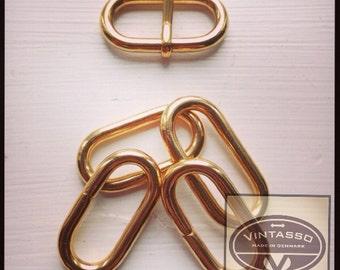 Buy Zulu Strap Gold Hardware - 20mm
