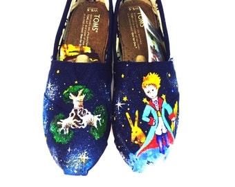 Customize  Little Prince TOMS