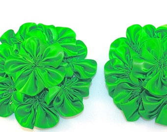 GreenFlower Cluster 2 Pieces #B101