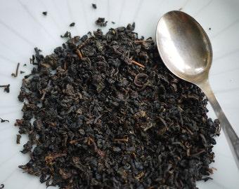 Mountain Organic Indonesian Black Tea + 50g Tin & Cork Sail Boat