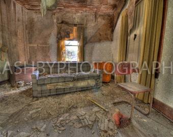 Abandoned House in Iowa 2