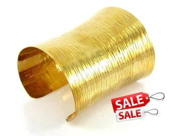 Gold Cuff Bracelet Gold Bracelet Cuff Hammered Brass Cuff Bracelet Brass Bracelet Cuff Wide Cuff Bracelet Gold Hammered Bracelet Cuff 021