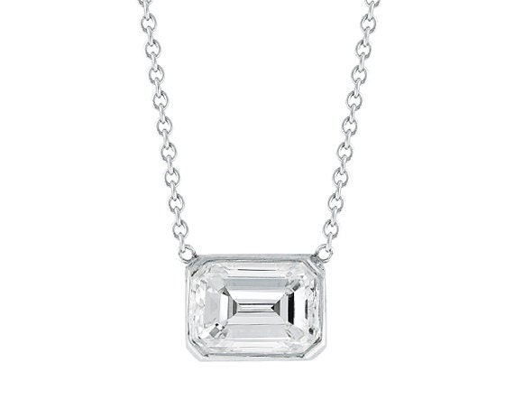Diamond solitaire necklace diamond necklace solitaire te gusta este artculo aloadofball Images