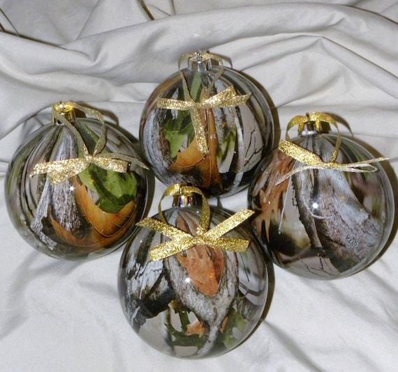 Items Similar To Camo Christmas Ornaments On Etsy