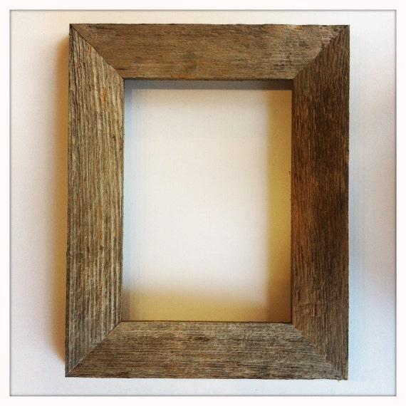 5 x 7 reclaimed barn wood picture frame. Black Bedroom Furniture Sets. Home Design Ideas