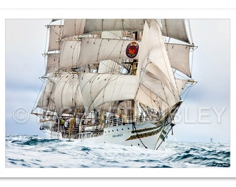Sailing Ship Sorlandet