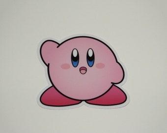 Kirby Sticker