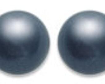 Swarovski Pearl 5810, Crystal Night Blue 3mm 100pc #001818 clearance