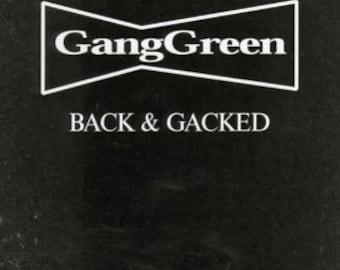 GANGGREEN Back & Gacked  CD EP