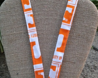 SALE! Big Orange Tennessee Lanyard
