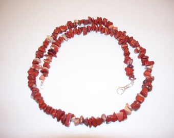 Genuine one of kind gemstone necklace. Designed and crafted by Lynn Marie.