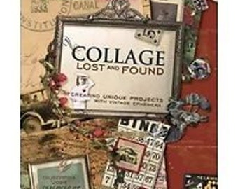 Collage Lost and Found by Giuseppina Cirincione / NEW / How Too / Projects / Basic Collage / Necklaces