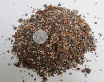 10 cups  / 2.5 Quarts Bonsai Soil - 60 Percent Inorganic, 40 Percent Organic Bonsai Soil- Pumice Lava Turface Peat Fir Bark