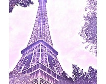 Paris Eiffel Tower Fine Art Paris France Photography, Street Art & Urban Prints, Eiffel Tower