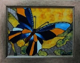handmade stain glass erotic art etsy