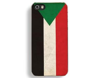 Flag of Sudan iPhone 5/5S Case - iPhone 4/4S Case - iPhone 5C Cases