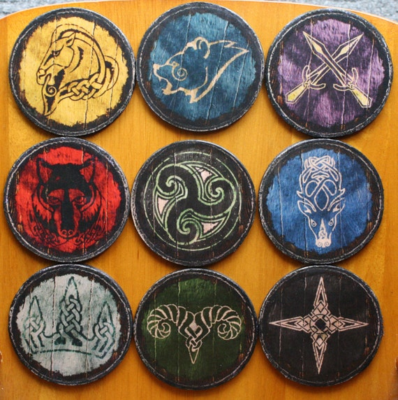 Can T Paint Shields Skyrim
