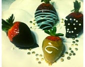 Chocolate Covered Strawberries - Custom Dozen!