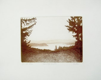 View From the Hill (digital print)