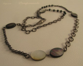 2639-  Necklace, Pearl