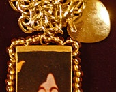 Judith Pendant (Gold)