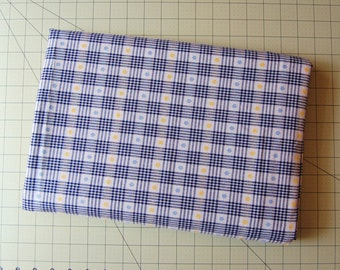 """3 yards 60"""" wide woven Daisy Checkered Plaid Fabric"""