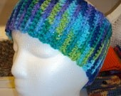 Multi Colored Headband Ear warmer
