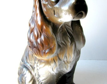 Vintage Dog Cocker Spaniel
