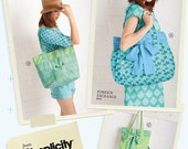 Purses, Totes, and Cosmetic Cases - Simplicity 1905 - New Designer Sewing Pattern