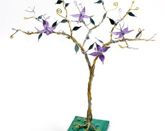 DIY Guide to Making The Flowering Tree Cake Topper