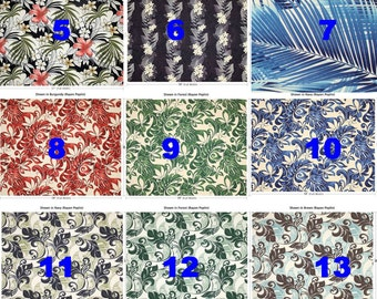 Boys Handmade Hawaiian Aloha Shirt 16 Rayon Prints to choose from  6mo to 11/12
