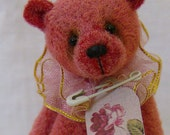 Lucy Rose complete sewing kit for a miniature teddy bear