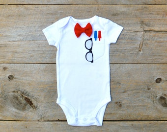 The Über Geek Baby Clothes