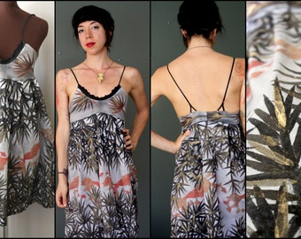Handmade / Handpainted Sundress