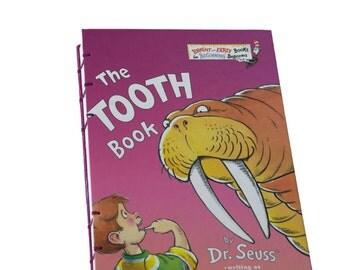 Dr. Seuss's THE TOOTH BOOK Notebook Journal Sketchbook