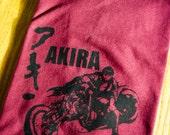 Akira Inspired Screenprinted T-Shirt