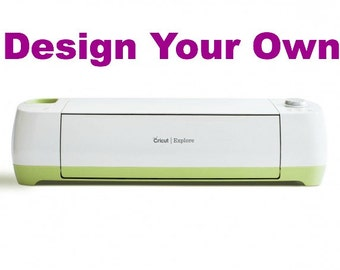 DESIGN YOUR OWN Cozy - Quilted Cricut Explore Cozy - New!!