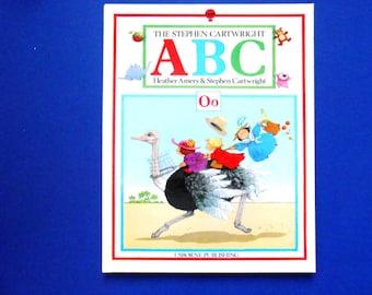 The Stephen Cartwright ABC, a Vintage Children's Alphabet Book